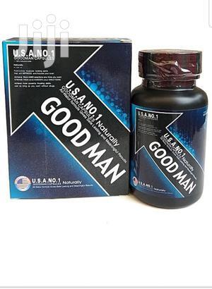 Good Man Enlargement Capsule | Sexual Wellness for sale in Lagos State, Surulere