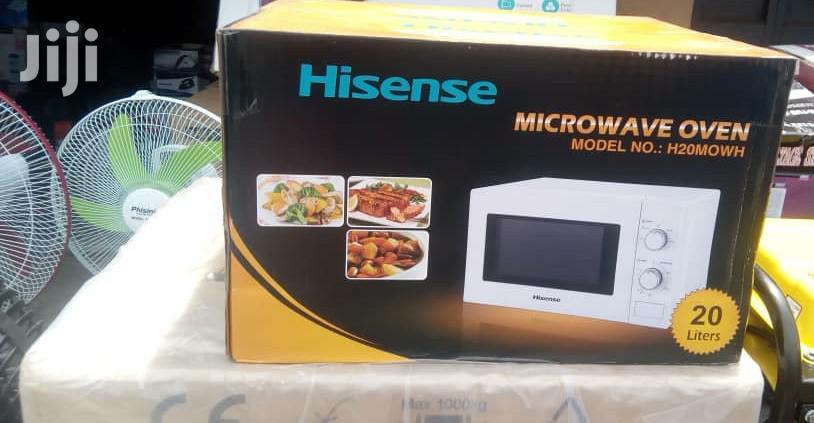 Archive: Original 18 Liters Hisense Microwave