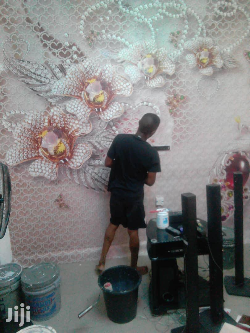 Professional Wallpaper, Wall Panel, Wall Mural Installation
