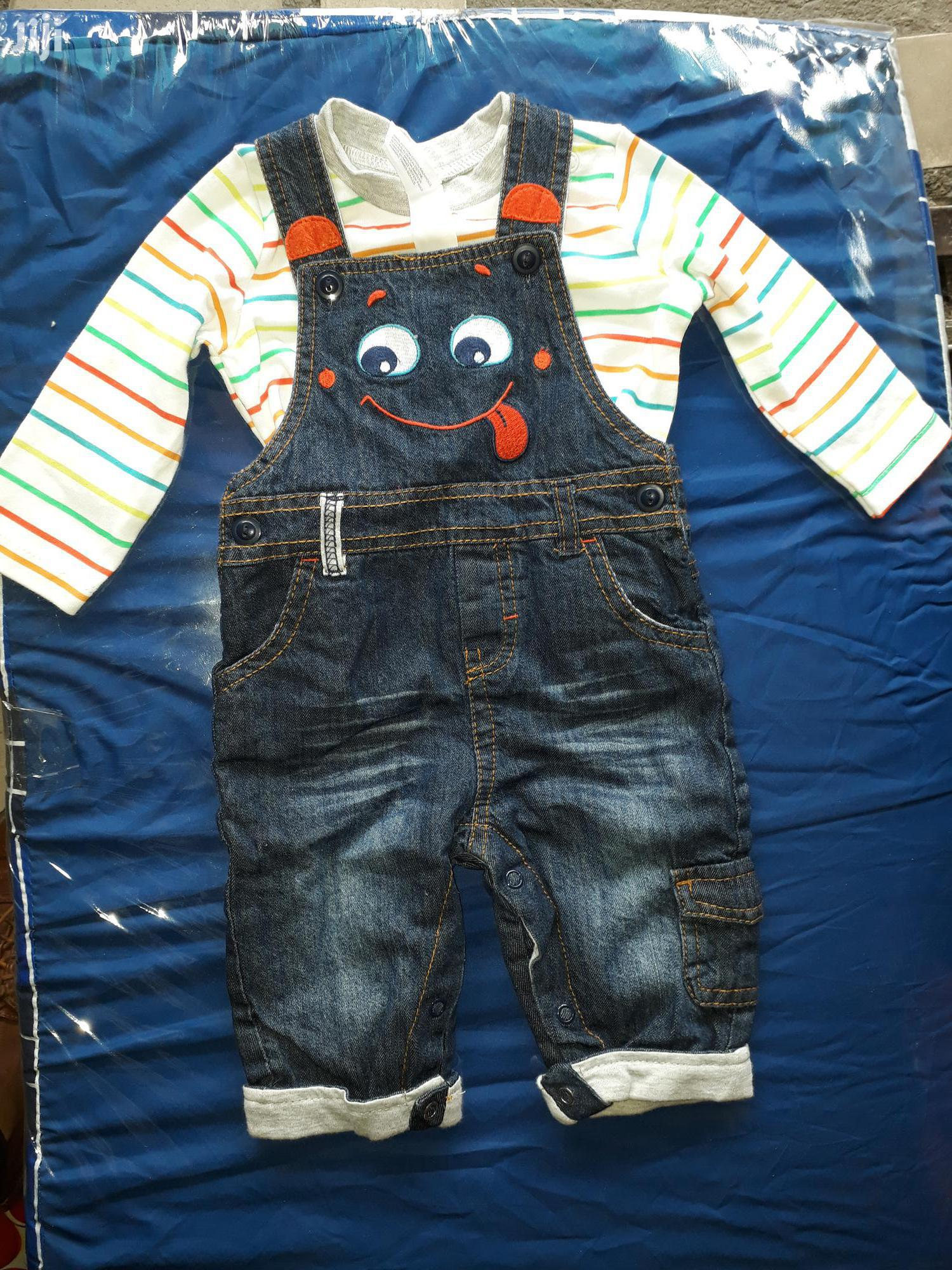 Archive: Jean Dungarees