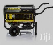 Sumec Firman Generator FPG3800E2(R) | Electrical Equipment for sale in Lagos State