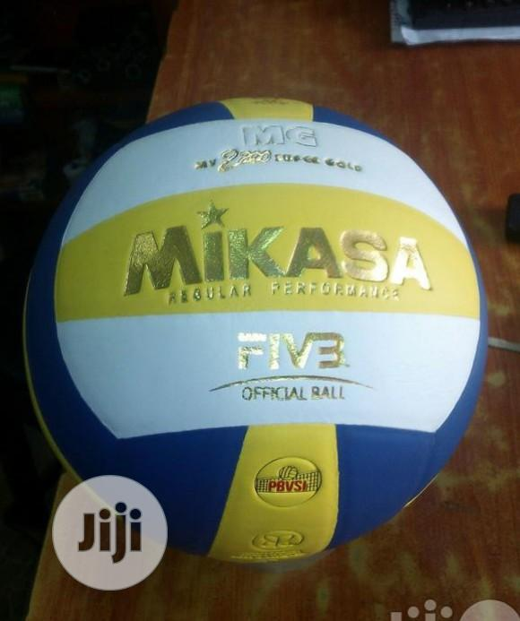 Archive: Mikasa Volley Ball