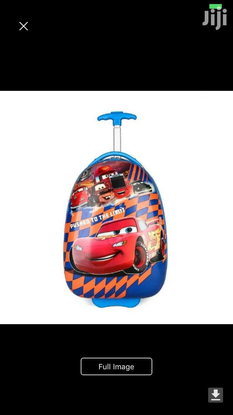Archive: Trolley School Bag (Spider-man)