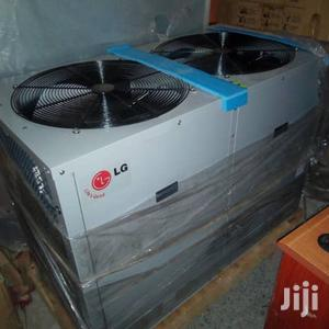 LG Standing Unit 8tons Air Conditioner | Home Appliances for sale in Lagos State, Ojo