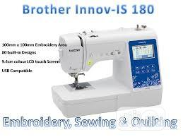 Brother Innov-Is (NV180) Embroidery Sewing Machine | Home Appliances for sale in Lagos State, Lagos Island (Eko)