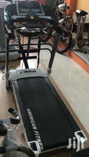 4hp American Fitness Treadmill | Sports Equipment for sale in Lagos State, Victoria Island