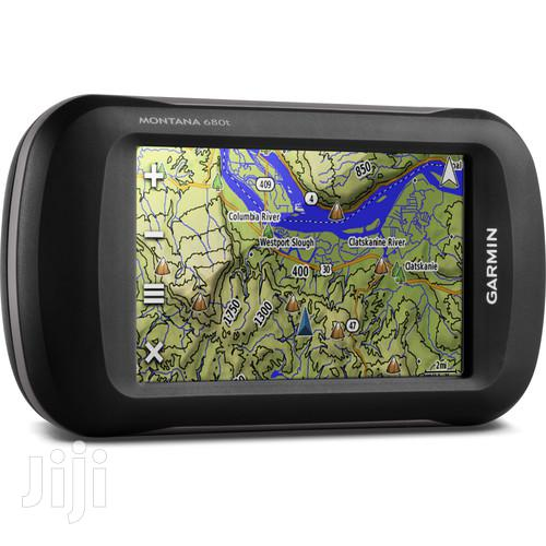 Garmin Montana 680T Highlights | Camping Gear for sale in Alimosho, Lagos State, Nigeria