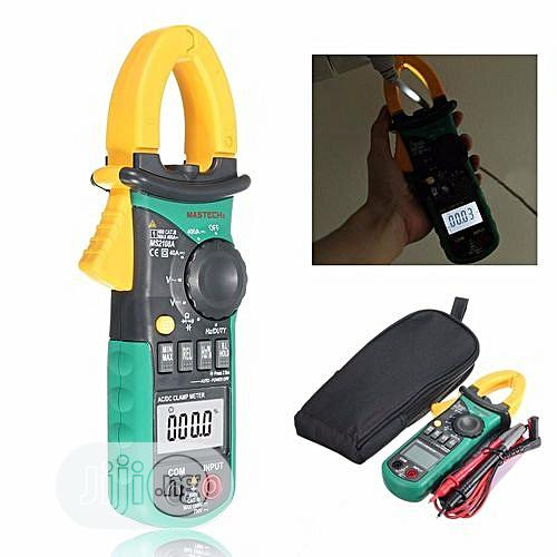 MASTECH MS2108A Digital Clamp Meter AC DC Current Volttester