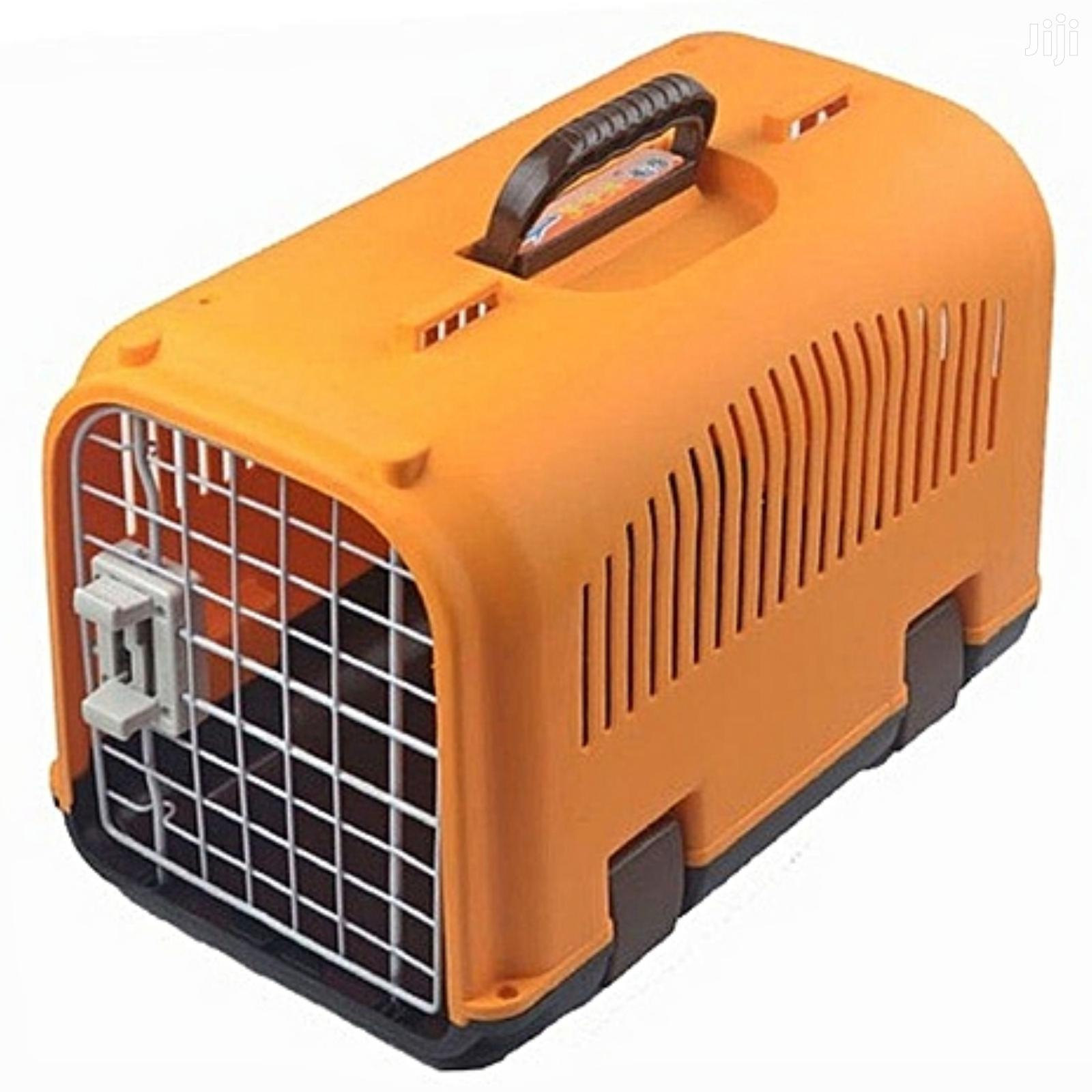 Archive: Generic Plastic Pet Carrier