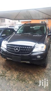 Mercedes-Benz M Class 2008 Black | Cars for sale in Lagos State, Surulere