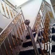 Stainless Handrails Gold & Silver | Building Materials for sale in Abuja (FCT) State, Central Business Dis