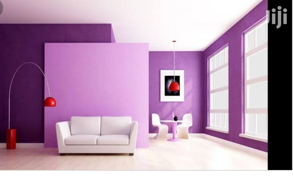Silk/Satin And Emulsion/Matt Paints | Building Materials for sale in Mushin, Lagos State, Nigeria