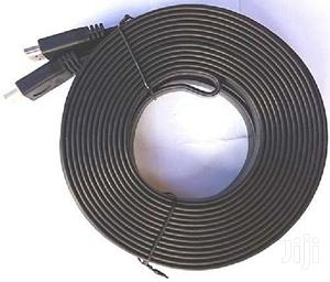 10M Flat Hdmi/Hdtv Cable | Accessories & Supplies for Electronics for sale in Lagos State, Ikeja