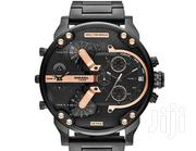 Big Face Designer Chronograph Wrist Watch by Diesel | Watches for sale in Lagos State, Lagos Island