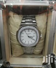 White Face Stainless Wrist Watch With Stone by P Philippe | Watches for sale in Lagos State, Lagos Island
