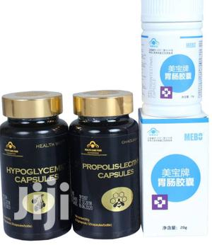 Norland Hypoglycemic Cap,Propolis Mebo GI,Permanent Cure For Diabetes | Vitamins & Supplements for sale in Lagos State, Agege