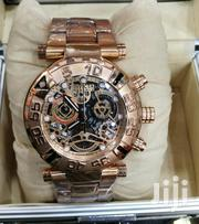 Big Bang Rosegold Chronograph Wrist Watch by Invicta   Watches for sale in Lagos State, Lagos Island