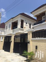 New & Spacious 4 Bedroom Detached House for Sale At Chevron Lekki. | Houses & Apartments For Sale for sale in Lagos State, Lekki Phase 1