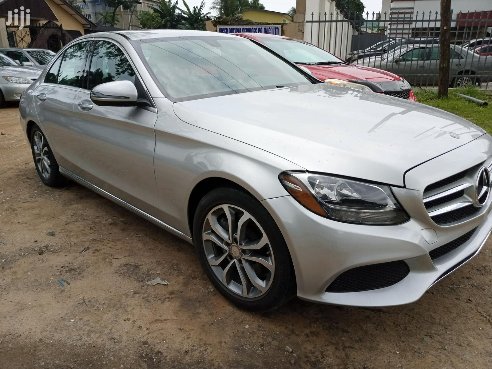 Mercedes-Benz C300 2017 Gray | Cars for sale in Port-Harcourt, Rivers State, Nigeria