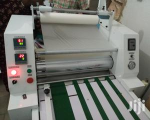 Industrial Hydraulic Double Sided Lamination Machine | Manufacturing Equipment for sale in Lagos State
