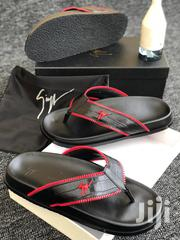 Giuseppe Zanotti Palm Leather Slips | Shoes for sale in Lagos State, Ojo
