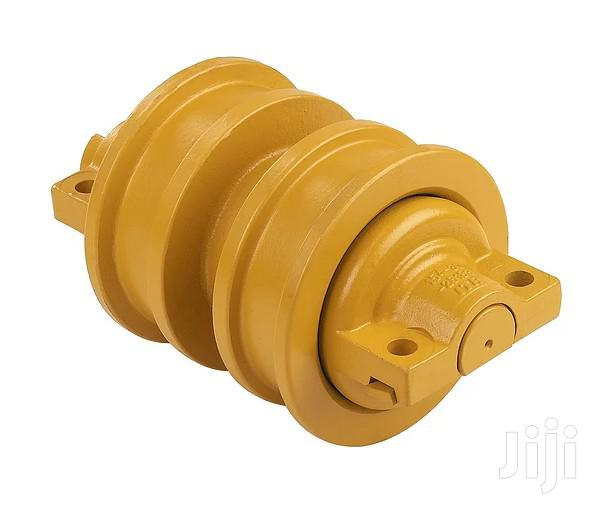 Archive: ITR Excavator Type And Dozer Type, Track And Carrier Rollers.