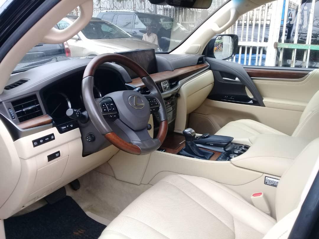 Lexus LX 570 2016 Black   Cars for sale in Ikeja, Lagos State, Nigeria