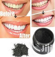 Teeth Whitening Powder With Activated Charcoal | Bath & Body for sale in Lagos State, Ikeja