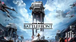 EA Star Wars Battlefront Ps4   Video Games for sale in Lagos State, Ikeja
