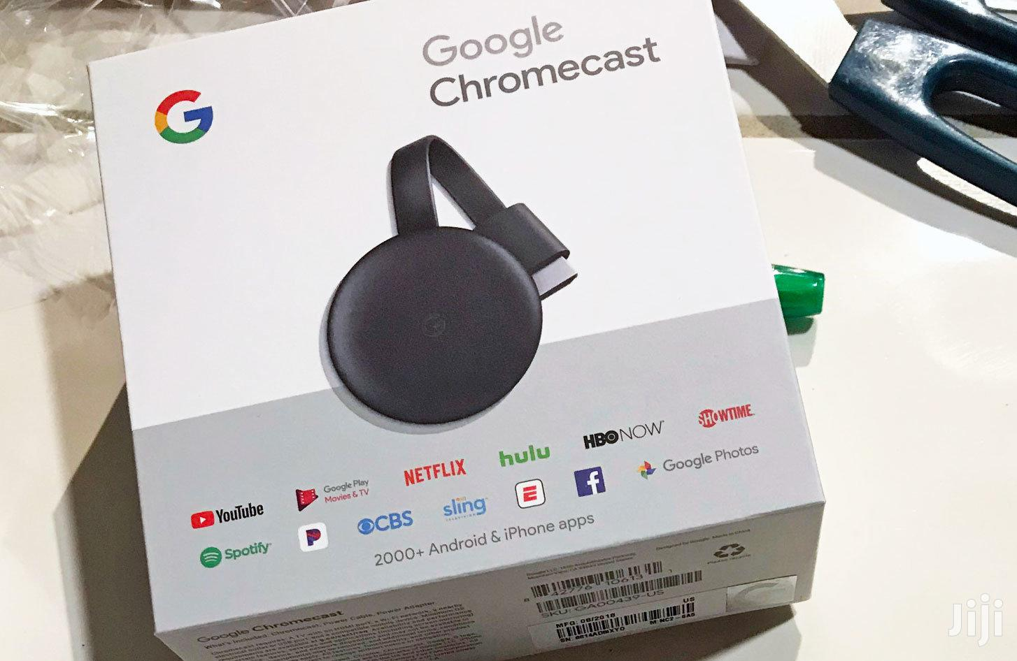 Archive: Google Chromecast 3rd Generation