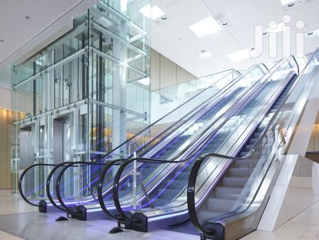 Archive: Escalators/ Elevator