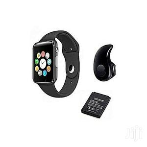 A1 Bluetooth Smart Watch   Smart Watches & Trackers for sale in Lagos State, Ikeja