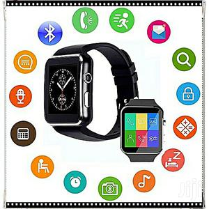 X6 Bluetooth Smart Watch   Smart Watches & Trackers for sale in Lagos State, Ikeja