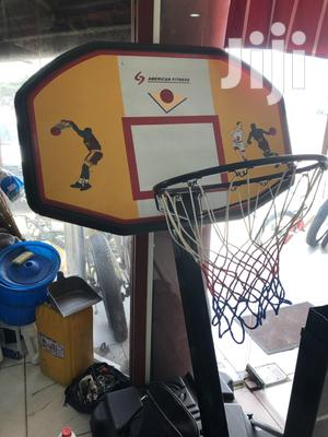 Movable Basketball Stand   Sports Equipment for sale in Rivers State, Port-Harcourt