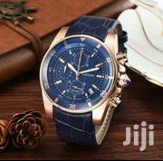 Blue Face Chronograph Designer Wristwatch by Cartiner | Watches for sale in Lagos State, Lagos Island
