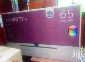 "Brand New LG 65""Inches UHD 4K Smart Internet TV | TV & DVD Equipment for sale in Lagos State, Ojo"