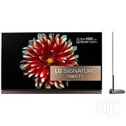 LG 77'' Signature Oled 4K Hdr Smart Tv-77w7v-t | TV & DVD Equipment for sale in Lagos State, Ojo