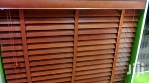 Wooden Blind + Day And Night | Home Accessories for sale in Lagos State, Surulere
