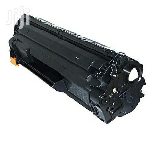 HP 85A Toner Cartridge - CE285A - Black ₦ 8,000 Get Extr | Accessories & Supplies for Electronics for sale in Ikeja, Lagos State, Nigeria