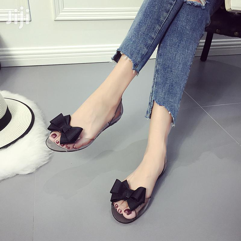 Jelly Women Open Toes Shoes | Shoes for sale in Ikeja, Lagos State, Nigeria
