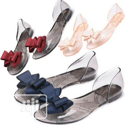 Jelly Women Open Toes Shoes