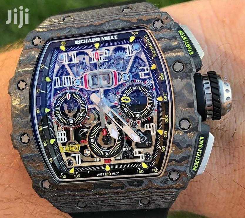 Rough Camouflage Face Design Engine Watch by Richard Mille | Watches for sale in Lagos Island, Lagos State, Nigeria