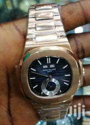 Rosegold With Dark Blue Face Designer's Watch By Patek Philippe | Watches for sale in Lagos State, Lagos Island