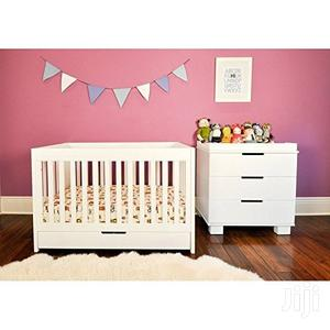 Baby Bed and Set of Drawer   Children's Furniture for sale in Lagos State, Ajah