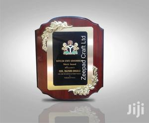 Award Plaque, Trophies   Arts & Crafts for sale in Lagos State, Lekki