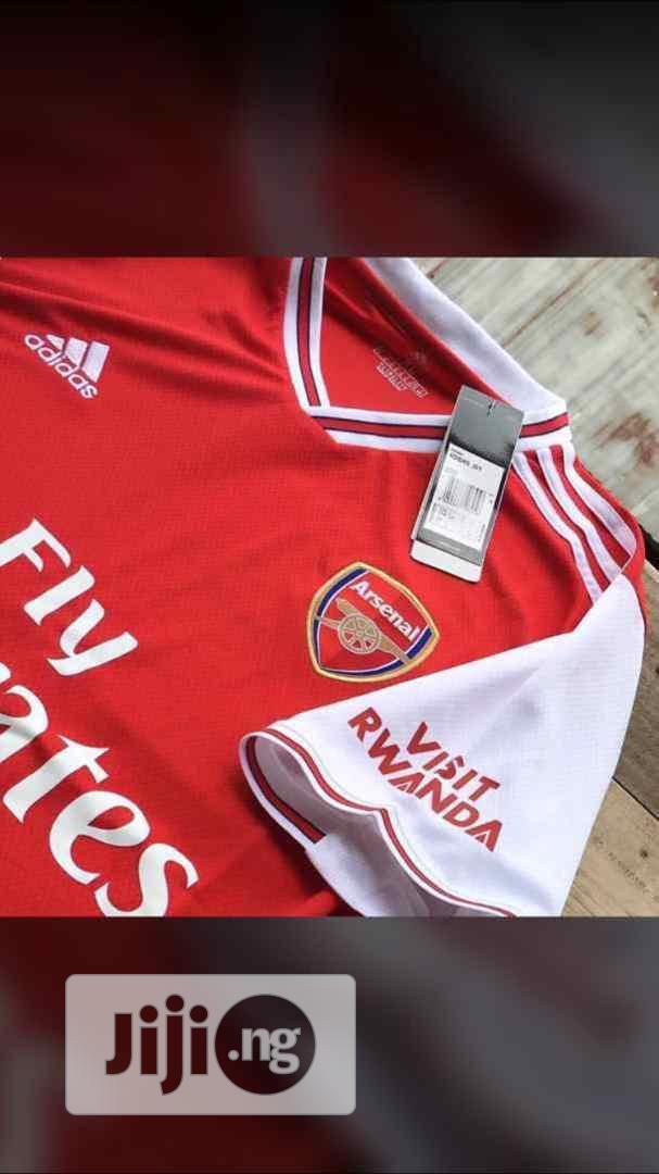Arsenal New Jersey