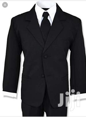 Boys Black Suit | Children's Clothing for sale in Lagos State, Ajah
