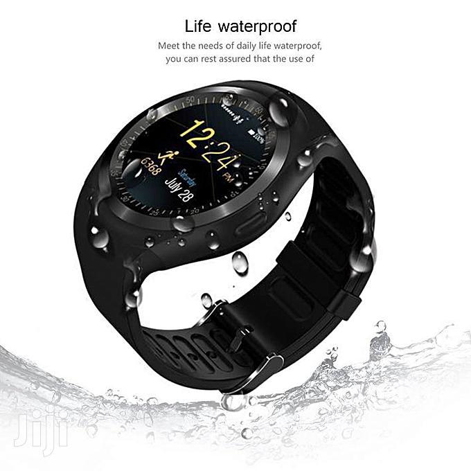 Fashion Smart Watch GSM Sim Remote Camera Displaysport Watch