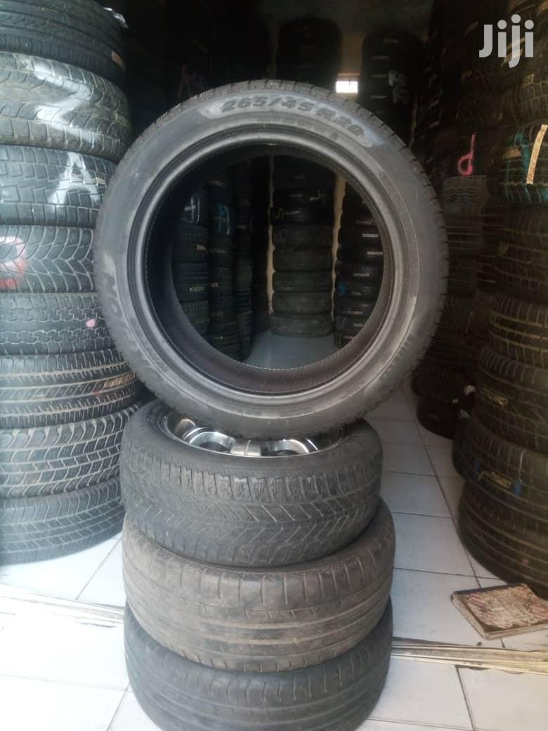 Tyre 265/45 R20 | Vehicle Parts & Accessories for sale in Ajah, Lagos State, Nigeria