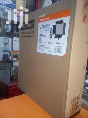 Godox LED 1000C Professional Video Light With Digital Screen   Accessories & Supplies for Electronics for sale in Lagos State, Lagos Island (Eko)